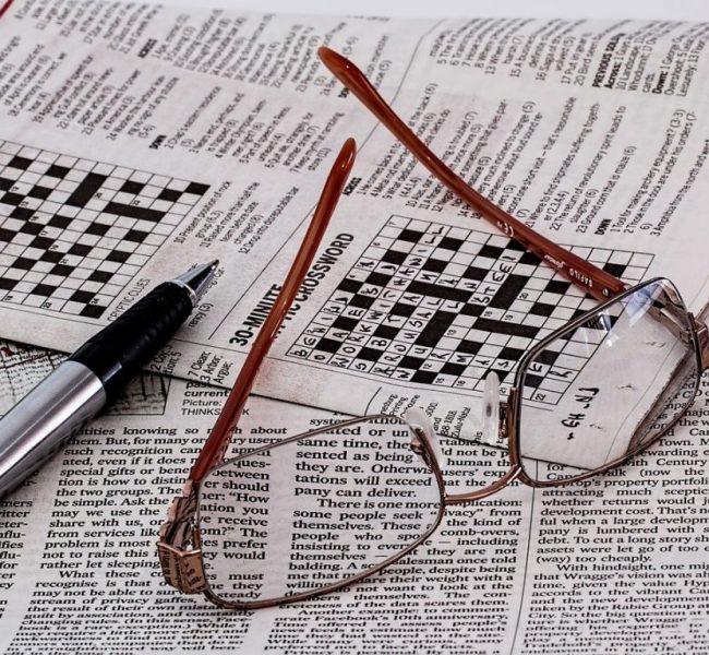 crossword puzzles benefits